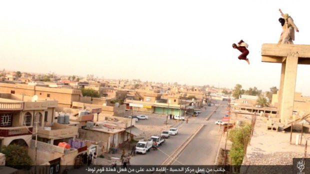 Isis Allegedly Kills Another Gay Man By Throwing Him Off