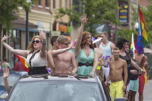 Iowa City Pridefest 2013