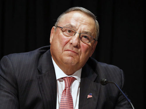 Gov. Paul LePage (R), Maine