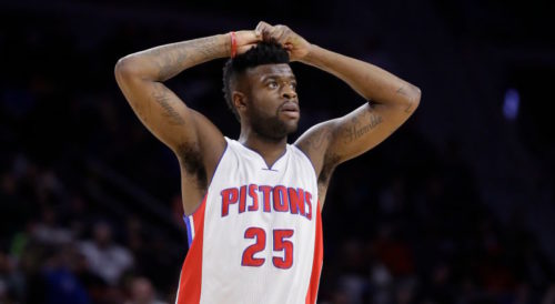 NBA player Reggie Bullock said his murdered transgender sister taught him to be himself.