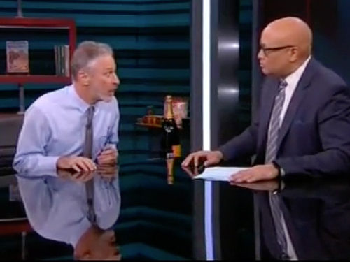 Jon Stewart to visit Wilmore on 'Nightly Show' finale