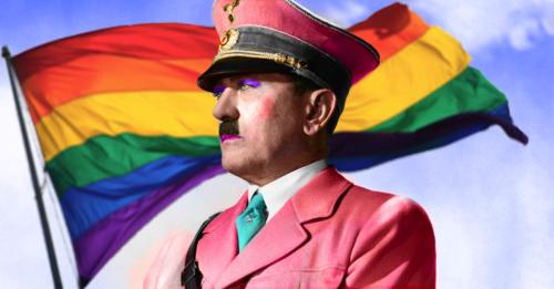 gaystapo-gay-Hitler
