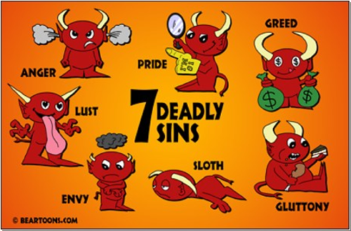 don t tell the religious right trump embodies all seven deadly sins
