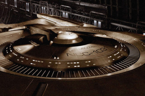 Star Trek's new USS Discovery