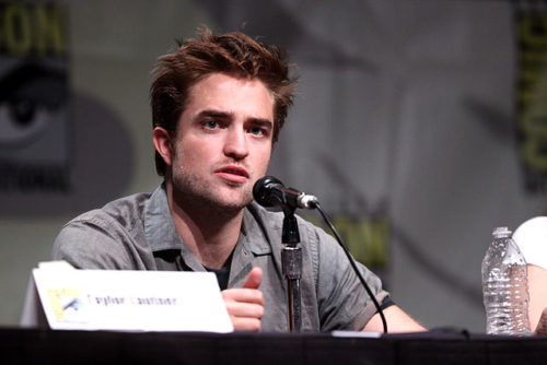 Robert Pattinson at the 2012 San Diego Comic-Con International
