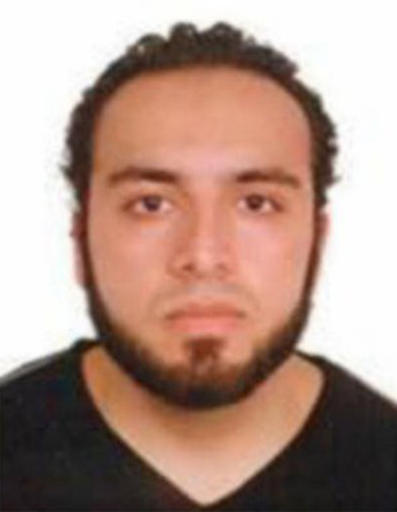 This undated photo provided by the FBI shows Ahmad Khan Rahami. The New York Police Department said it is looking for Rahami for questioning in the New York City explosion that happened Saturday, Sept. 17, 2016.