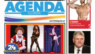 Cover of a recent Florida Agenda issue