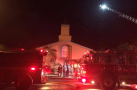 Nightclub Shooting Mosque Fire