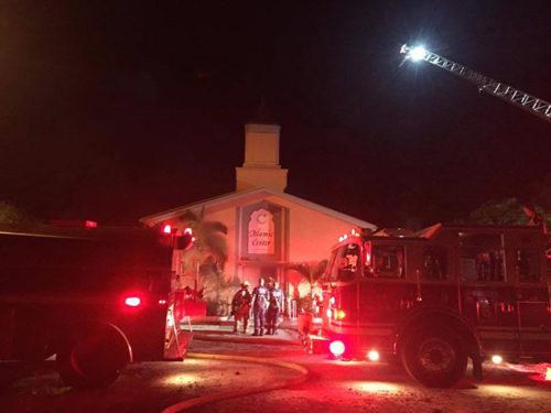 Nightclub Shooting Mosque Fire