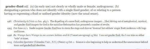 gender-fluid definition