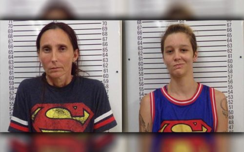 Mother and daughter arrested for incest after they get married in Oklahoma