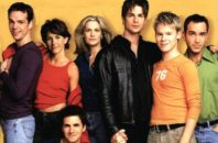 The cast of Queer As Folk