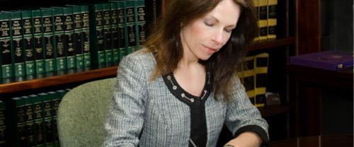 North Carolina state senator Tamara Barringer