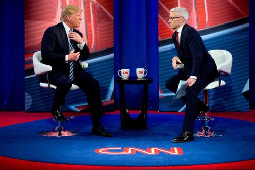 3 in 4 voters likely to watch Trump-Clinton debate