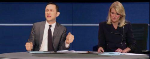 Joseph Gordon-Levitt songifies the presidential debate
