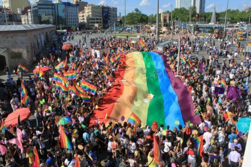 LGBT Pride parade