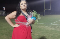 Selena Milian is believed to be the first transgender homecoming queen in North Carolina.