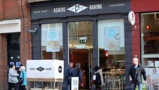 Ashers Baking Co. in Belfast, Ireland.