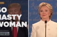 nasty woman vs bad hombre