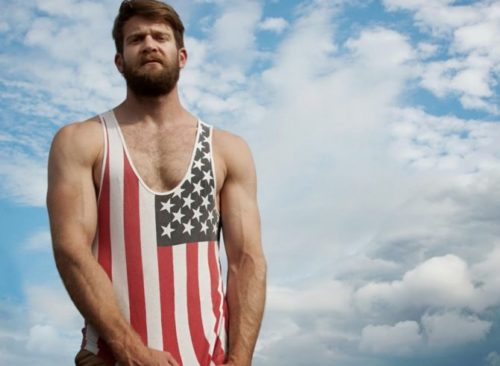 Gay actor and Communist Colby Keller says he's voting for Donald Trump.