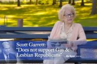cursing grandmother campaign ad
