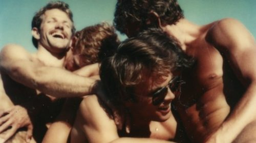 "From the documentary film, ""Gay Sex in the 70s."""