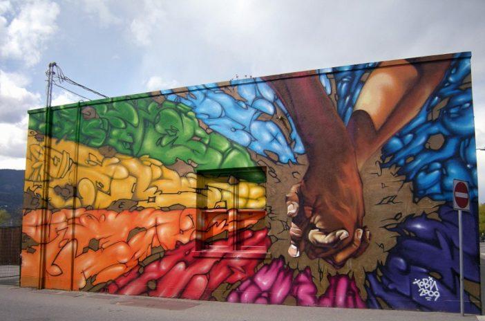 Got art new york seeks artist to create lgbt mural for for Creating a mural