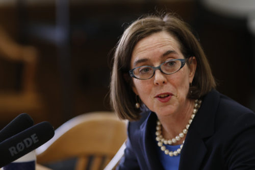 Oregon Elects Kate Brown As Governor