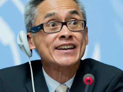 Gay rights supporters win UN victory to keep UN LGBT expert