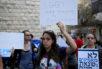 Mideast Israel-LGBT Protest