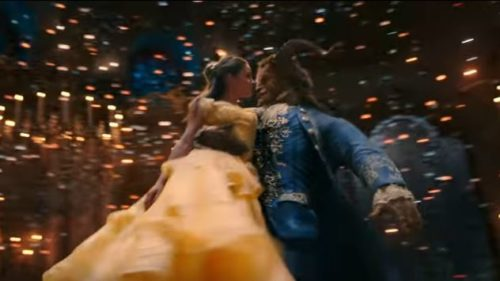 Watch full-length Beauty and the Beast trailer here