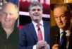 Rush Limbaugh, Sean Hannity, Bill O'Reilly.