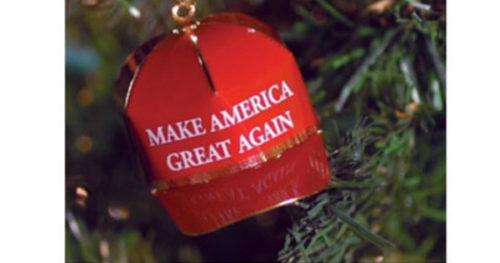 make america great again ornament
