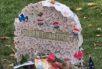 susan b anthony headstone