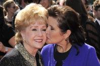 Debbie Reynolds,Carrie Fisher