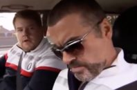 James Corden and George Michael