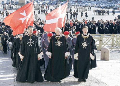 Constitutional crisis in the Order of Malta