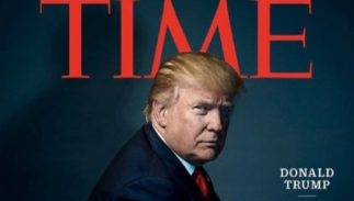 "Time Magazine names Donald Trump its ""Person of the Year"""