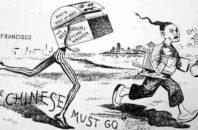 Anti-Chinese cartoon