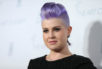 "Kelly Osbourne arrives at The Art of Elysium Heaven Gala at Hangar 8 in Santa Monica, Calif. Osbourne apologized Tuesday, Aug. 4, 2015, for comments she made earlier in the day on ""The View"" about Latinos  cleaning Donald Trump's toilets."