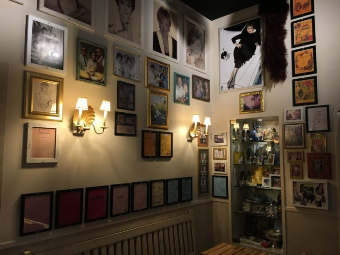 An Inside Look At The New Golden Girls Themed Cafe Opening