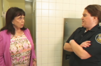 bathroom cops