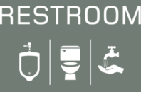 A Uk study found support for gender neutral bathroom signage like those found at Cooper-Union.