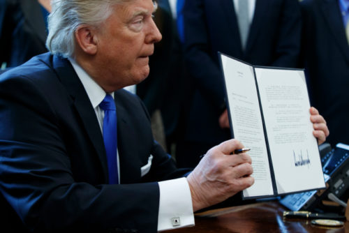 sources trump executive order allowing anti lgbtq discrimination