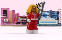 RuPaul LEGO
