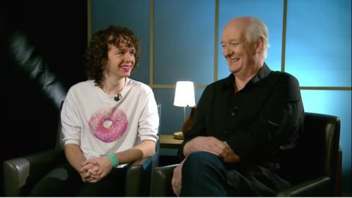 Colin Mochrie transgender daughter