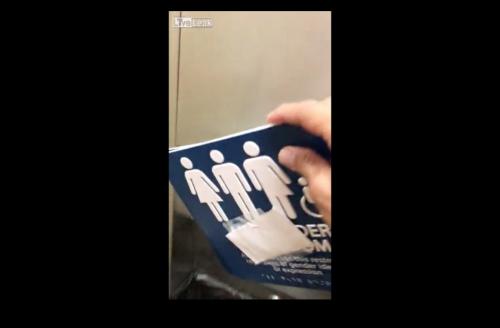 a california - Gender Neutral Bathroom Signs