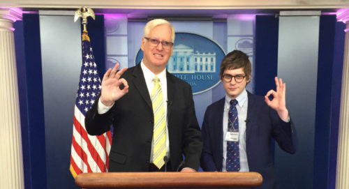 gateway pundit white house