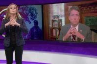 Samantha Bee Pat McCrory