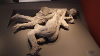 ?Two maidens? of Pompeii have male DNA, now ?gay lovers?